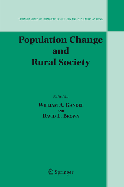 Population Change and Rural Society | Dodax.ch