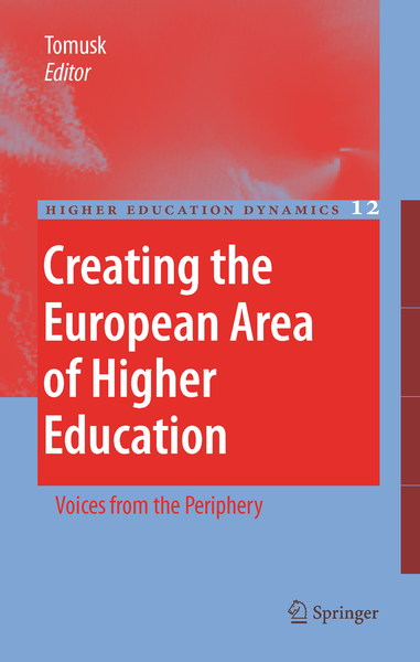 Creating the European Area of Higher Education   Dodax.pl