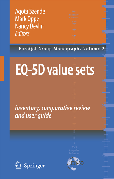 EQ-5D Value Sets: Inventory, Comparative Review and User Guide   Dodax.pl