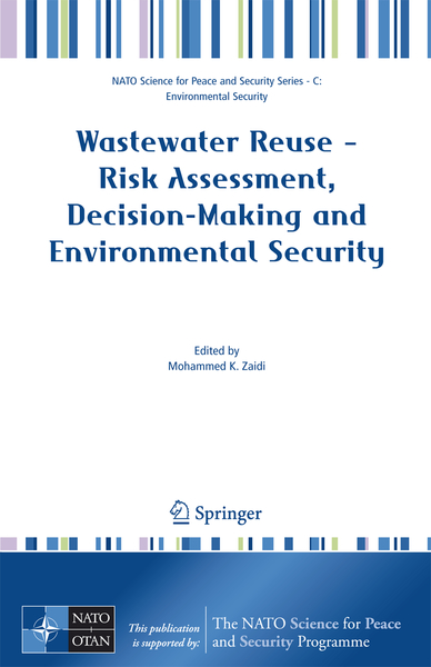 Wastewater Reuse - Risk Assessment, Decision-Making and Environmental Security   Dodax.ch