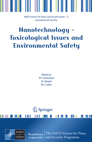 Nanotechnology - Toxicological Issues and Environmental Safety | Dodax.ch