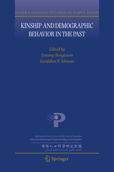 Kinship and Demographic Behavior in the Past | Dodax.pl