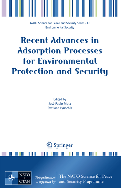 Recent Advances in Adsorption Processes for Environmental Protection and Security | Dodax.co.uk