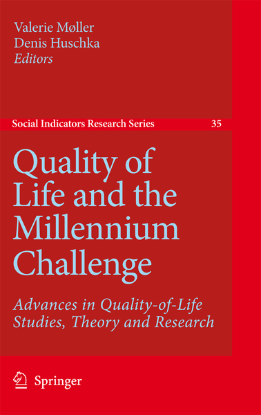 Quality of Life and the Millennium Challenge | Dodax.pl