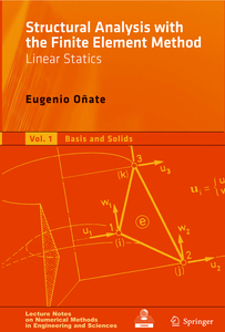Structural Analysis with the Finite Element Method. Linear Statics | Dodax.pl