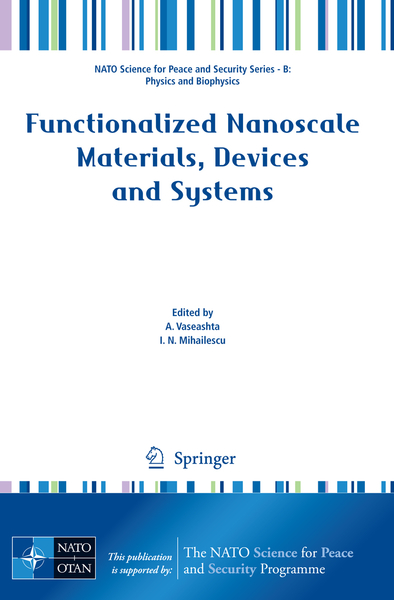 Functionalized Nanoscale Materials, Devices and Systems | Dodax.ch