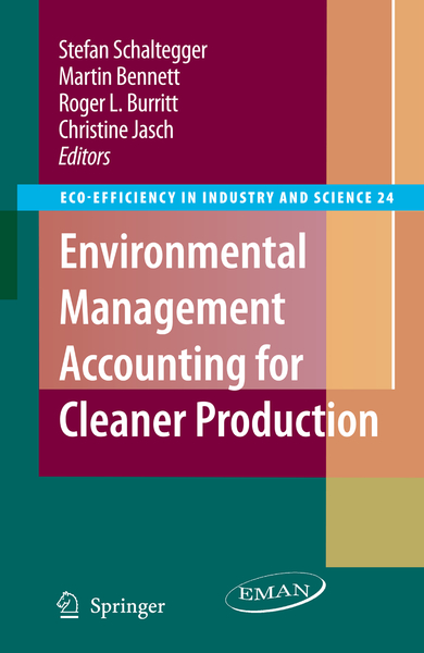 Environmental Management Accounting for Cleaner Production | Dodax.pl