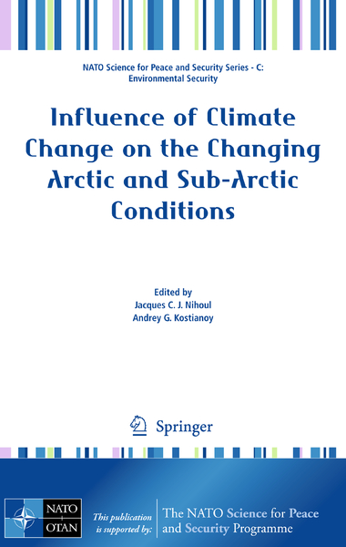 Influence of Climate Change on the Changing Arctic and Sub-Arctic Conditions | Dodax.at