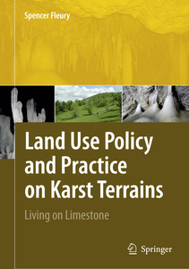 Land Use Policy and Practice on Karst Terrains | Dodax.ch