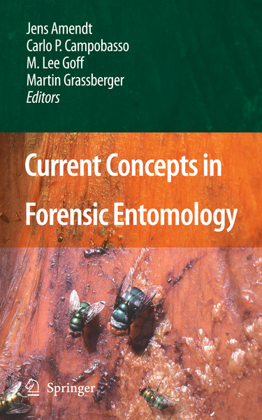 Current Concepts in Forensic Entomology | Dodax.ch