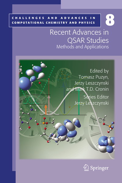 Recent Advances in QSAR Studies | Dodax.pl