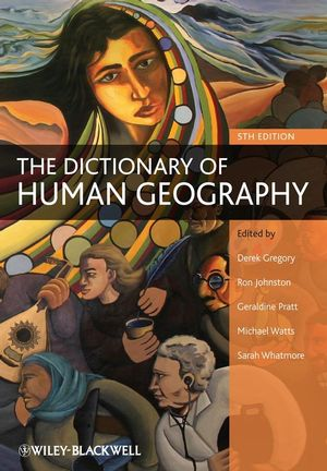 Dictionary of Human Geography | Dodax.at