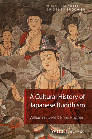 A Cultural History of Japanese Buddhism | Dodax.pl