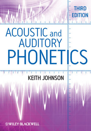 Acoustic and Auditory Phonetics | Dodax.co.uk