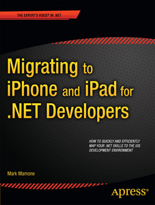 Migrating to iPhone and iPad for .NET Developers | Dodax.at
