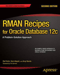 RMAN Recipes for Oracle Database 12c | Dodax.ch