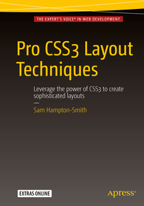 Pro CSS3 Layout Techniques | Dodax.at