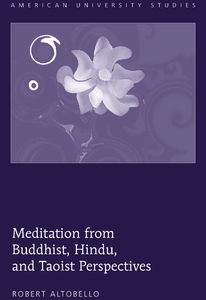 Meditation from Buddhist, Hindu, and Taoist Perspectives | Dodax.at