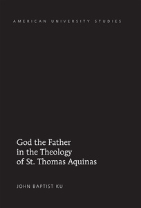 God the Father in the Theology of St. Thomas Aquinas | Dodax.pl