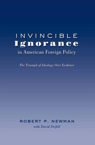 Invincible Ignorance in American Foreign Policy | Dodax.ch