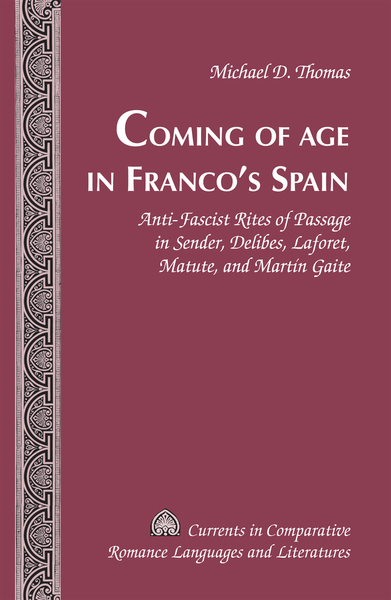 Coming of Age in Franco's Spain | Dodax.pl