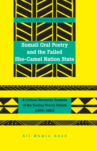 Somali Oral Poetry and the Failed She-Camel Nation State   Dodax.de