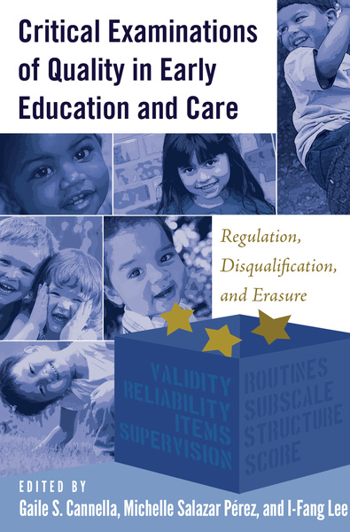 Critical Examinations of Quality in Early Education and Care | Dodax.pl