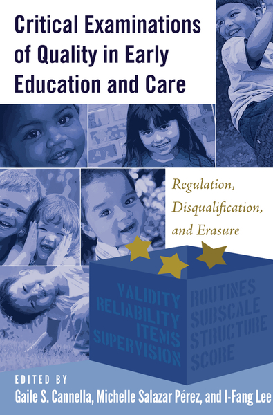 Critical Examinations of Quality in Early Education and Care | Dodax.ch