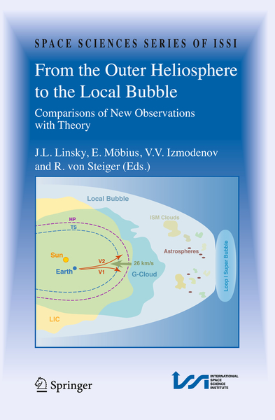 From the Outer Heliosphere to the Local Bubble | Dodax.ch
