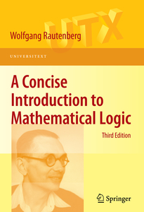 A Concise Introduction to Mathematical Logic | Dodax.co.uk
