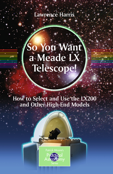 So You Want a Meade LX Telescope! | Dodax.co.uk