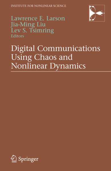 Digital Communications Using Chaos and Nonlinear Dynamics   Dodax.pl