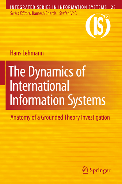 The Dynamics of International Information Systems | Dodax.ch