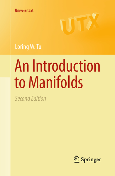 An Introduction to Manifolds   Dodax.pl