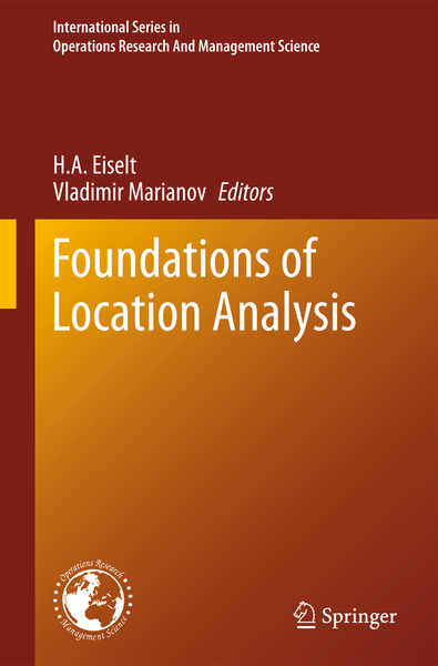 Foundations of Location Analysis | Dodax.ch