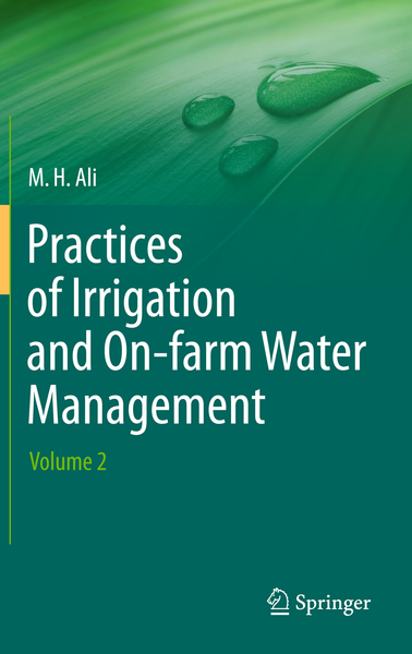Practices of Irrigation & On-farm Water Management. Vol.2 | Dodax.ch