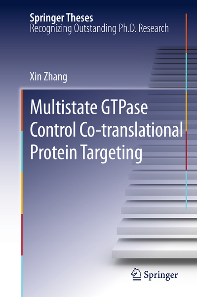Multistate GTPase Control Co-translational Protein Targeting | Dodax.ch