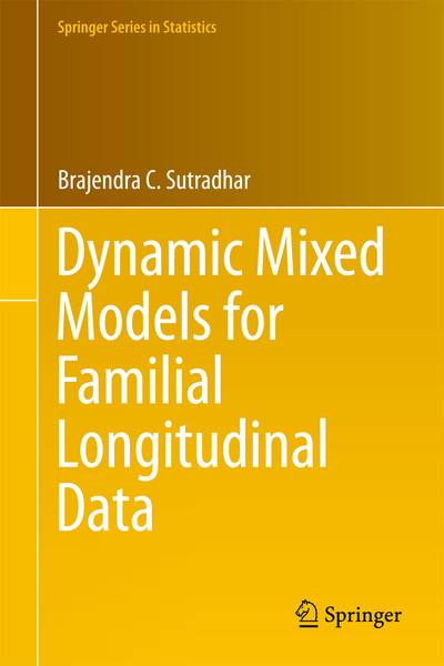Dynamic Mixed Models for Familial Longitudinal Data | Dodax.ch
