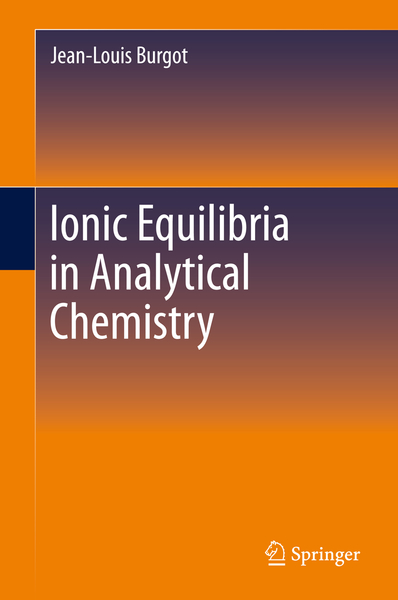 Ionic Equilibria in Analytical Chemistry | Dodax.ch