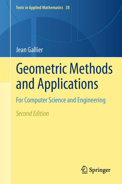 Geometric Methods and Applications   Dodax.pl