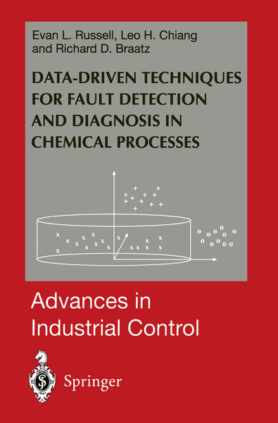 Data-driven Methods for Fault Detection and Diagnosis in Chemical Processes | Dodax.at