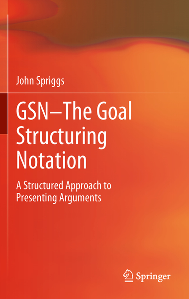 GSN - The Goal Structuring Notation | Dodax.co.uk