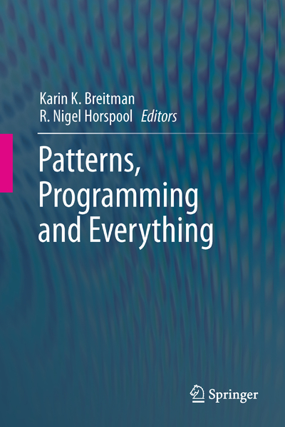 Patterns, Programming and Everything | Dodax.ch