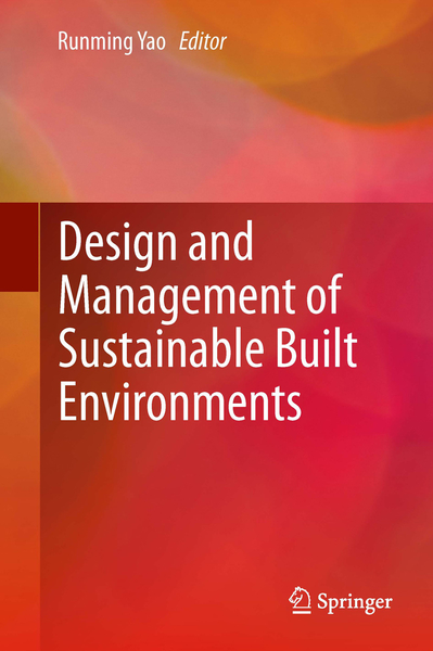 Design and Management of Sustainable Built Environments | Dodax.ch