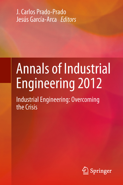 Annals of Industrial Engineering 2012 | Dodax.ch