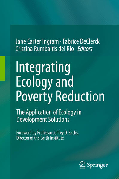 Integrating Ecology and Poverty Reduction | Dodax.ch