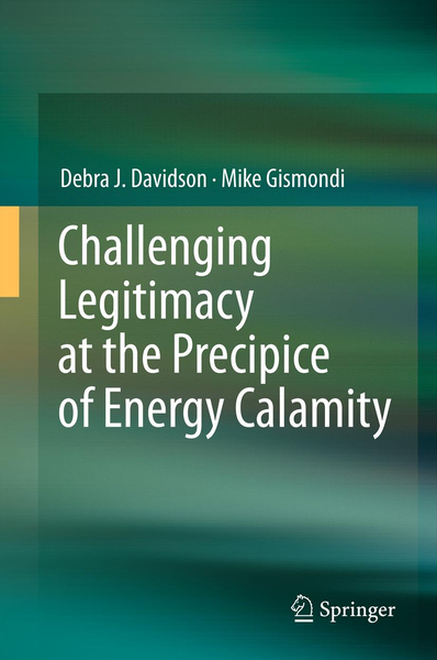 Challenging Legitimacy at the Precipice of Energy Calamity | Dodax.ch