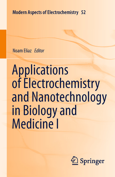 Applications of Electrochemistry and Nanotechnology in Biology and Medicine I | Dodax.co.uk