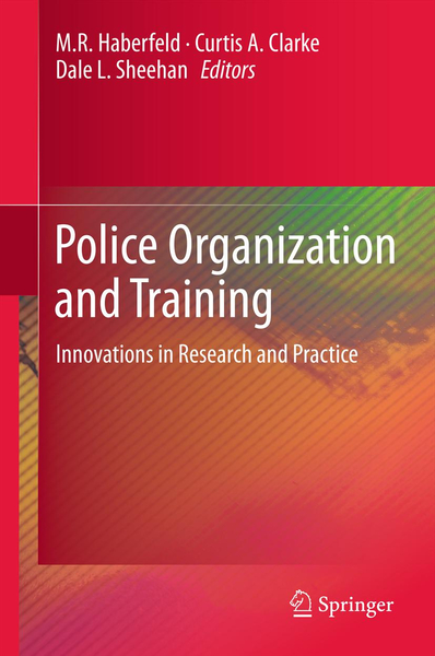 Police Organization and Training | Dodax.ch