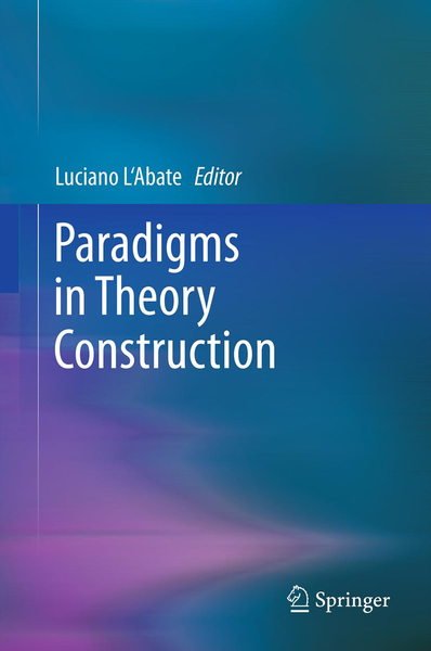Paradigms in Theory Construction   Dodax.pl